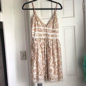 Revolve NBD dress